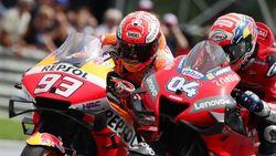 Dovizioso: Pikirkan Cara Kalahkan Marquez Memang Rumit