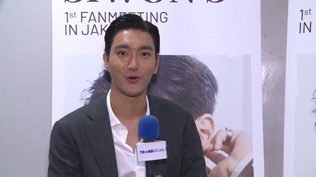 Choi Siwon Super Junior Berbelasungkawa atas Bencana Gempa di Sulawesi