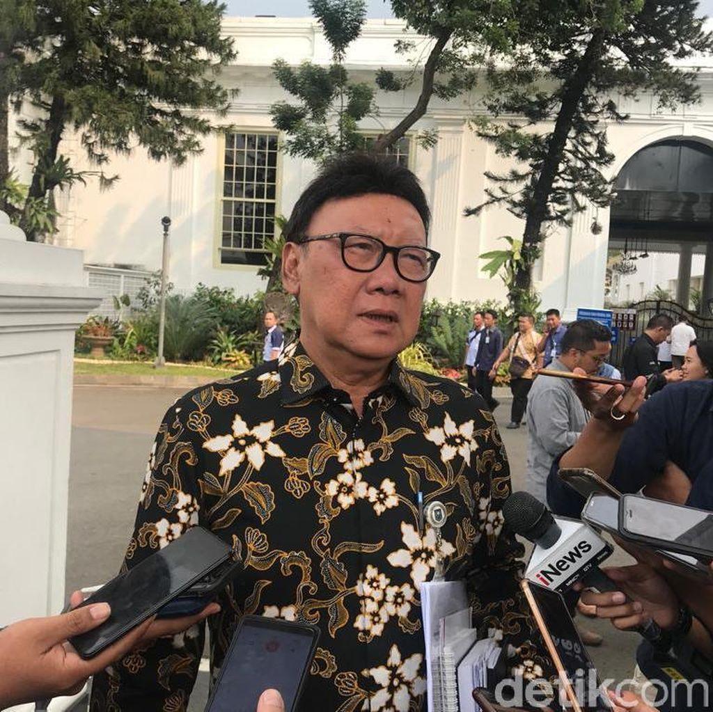 Kepala Daerah Di-OTT KPK Lagi, Mendagri Tolak Kaitkan Biaya Besar Pilkada