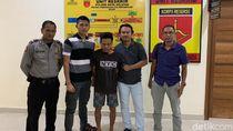 Penusuk Ketua PPS Musi Rawas Ditangkap di Bali
