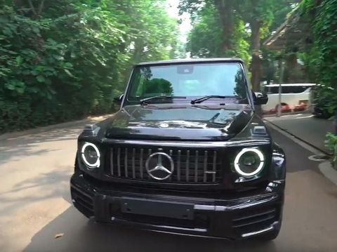 Mobil Baru Lagi Nih, Raffi Ahmad Beli Mercy Rp 5 Miliar