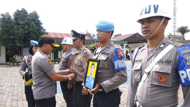 Terlibat Kasus Narkoba, 2 Anggota Polres Tanah Karo Dipecat