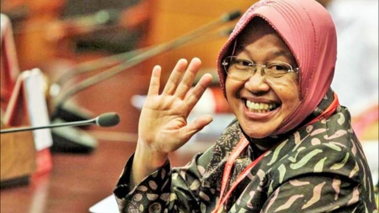 Risma Sedang di Jakarta, Ada Agenda Apa?