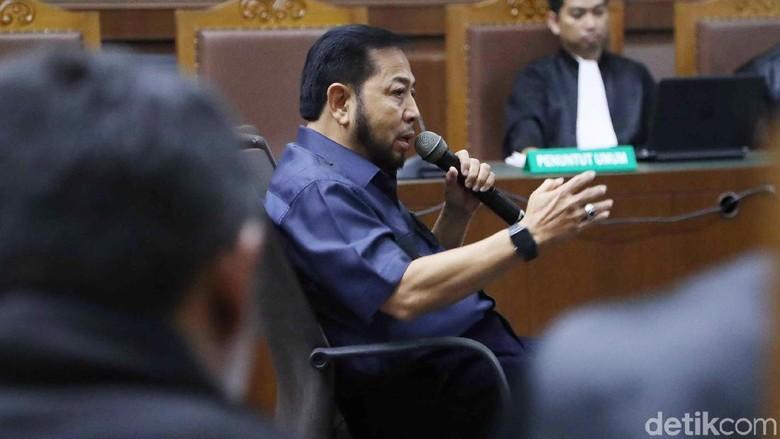 Novanto Tak Lagi Klimis Gegara Napi Teroris