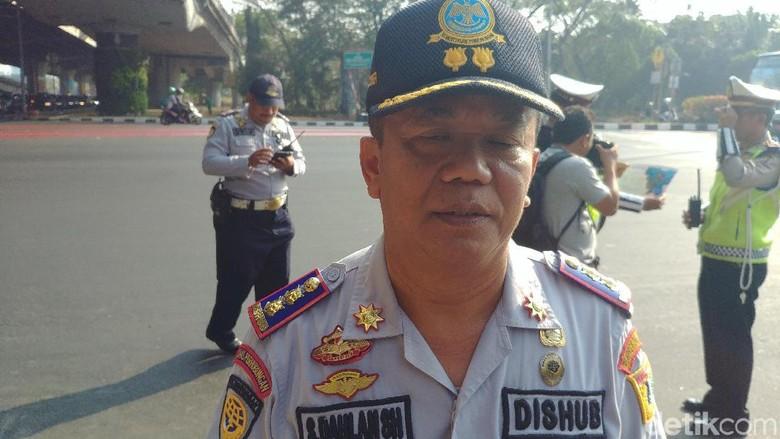 Warga Protes Ganjil-Genap di Pramuka Jaktim, Dishub: Alasannya ke RSCM