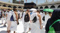 6 Jemaah Haji Embarkasi Padang Meninggal di Saudi