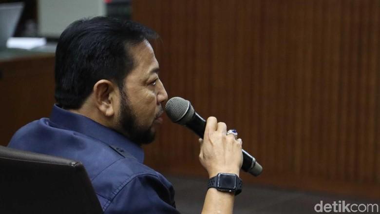 Novanto Mengaku Tak Pernah Kenalkan Sofyan Basir ke Kotjo