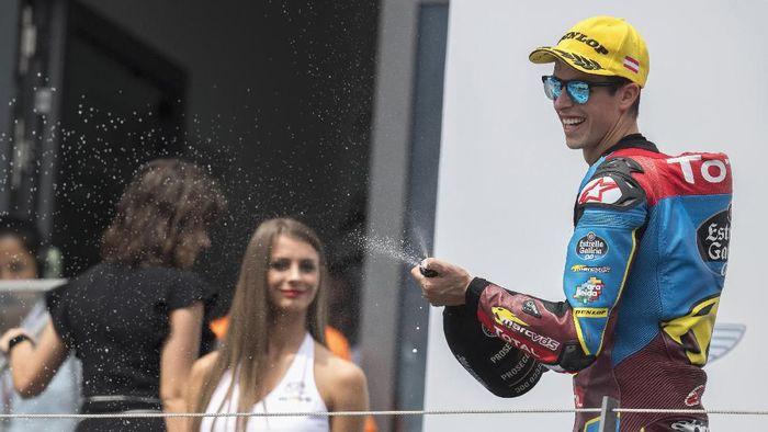 Alex Marquez batal naik kelas ke MotoGP musim depan (Mirco Lazzari gp/Getty Images)