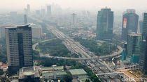 Memotret Polusi Ibu Kota Jakarta dengan Kamera Ponsel