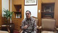 Plt Kepala ANRI M Taufik (Ahmad Masaul Khoiri/detikcom)