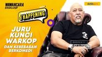 dHappening Indro: Juru Kunci Warkop dan Kemerdekaan Berkomedi