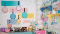 Serba Pink Cantik, Ini Dapur Tasyi Athasia