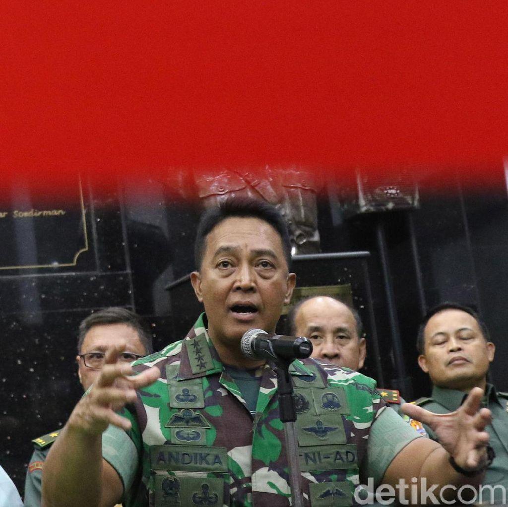 Bukan Hanya Eks Dandim Kendari, TNI AD Sudah Hukum 7 Prajurit Terkait Medsos