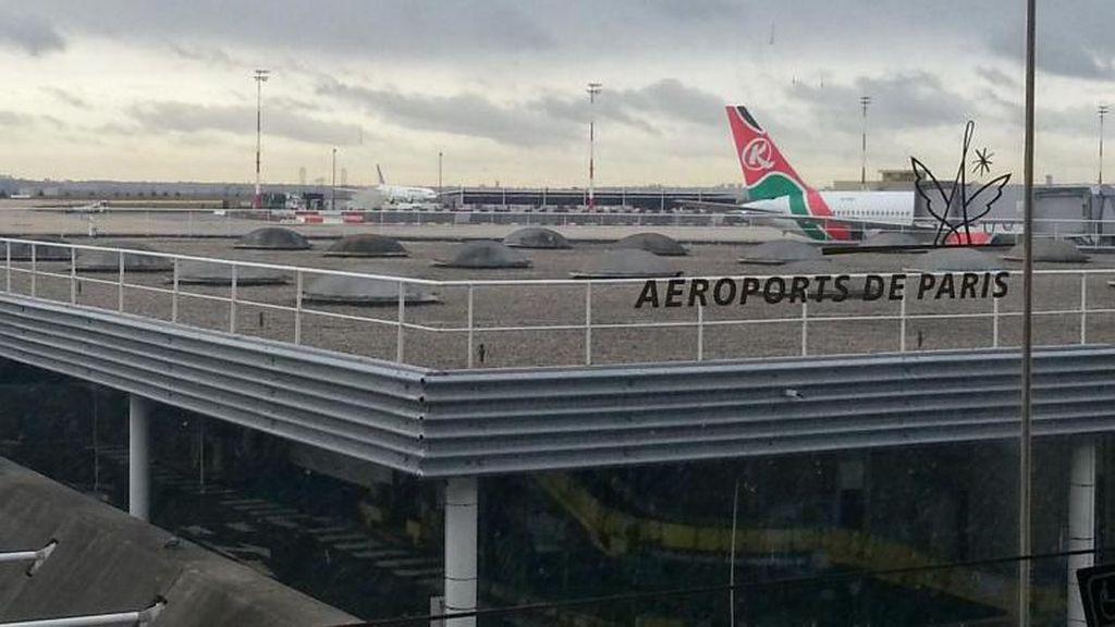 Membandingkan Bandara Brussels, Zurich dan Paris