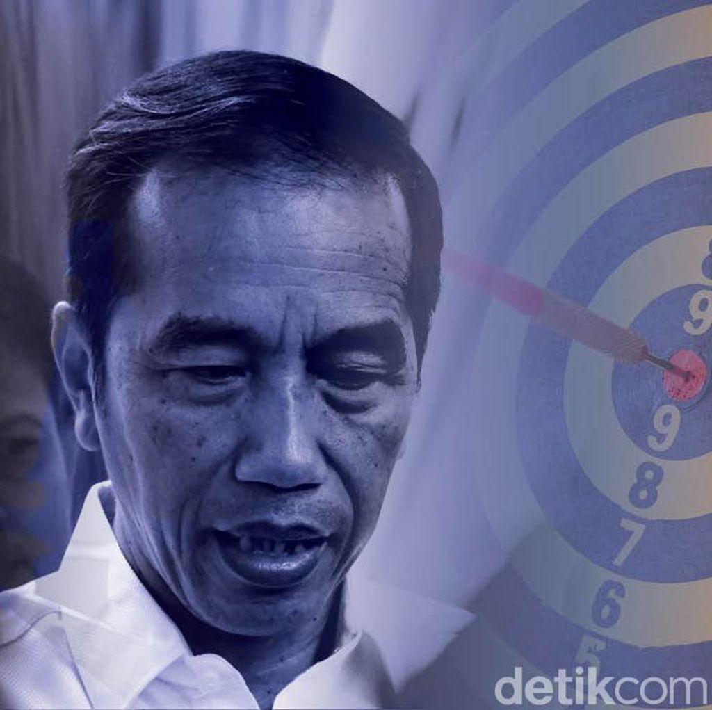 Dear Detikers, Jokowi Apresiasi Bantu Jokowi Cari Menteri