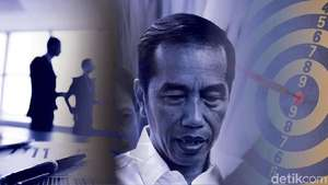 Bantu Jokowi Cari Menteri