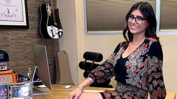 Mia Khalifa Cuma Dapat Rp 170 Juta Selama Berkarier