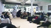Tenda Besar untuk Jemaah Haji Khusus Maktour di Mina