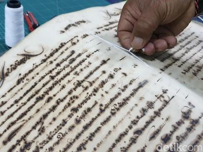 Harta Karun Dokumen Bangsa: Dari Manuskrip Sampai Daun Lontar