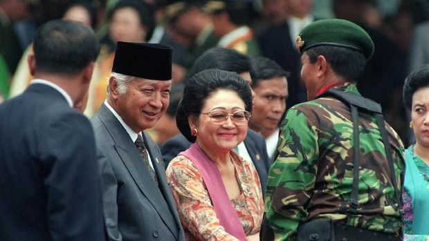 Ivana Lie berbicara langsung kepada Presiden Kedua RI Soeharto mengenai SBKRI.