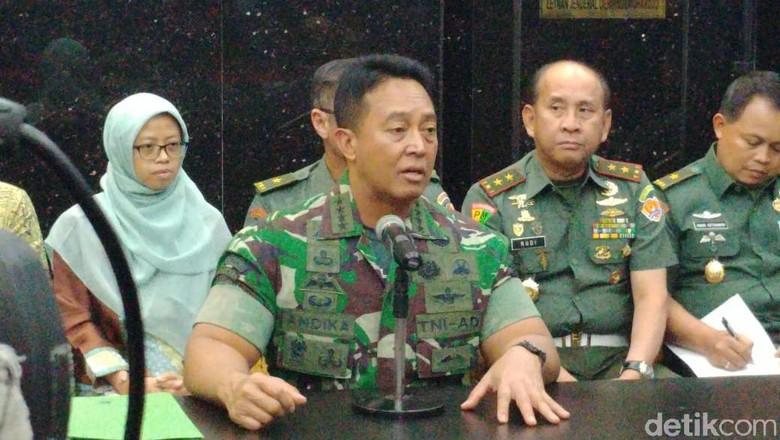 Enzo Allie Tetap Taruna Akmil, TNI AD: Belum Tentu Jadi Anggota Aktif