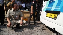 Anies Wajibkan Tiap Mobil di DKI Lulus Uji Emisi Mulai Januari 2020