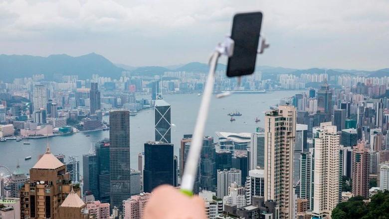 Marak Aksi Demo, Seberapa Parah Pariwisata Hong Kong Kena Dampaknya?