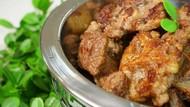 Ini Resep Daging Goreng Maroko Ala Tasyi Athasyia