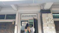 Ruang restorasi ANRI (Ahmad Masaul Khoiri/detikcom)
