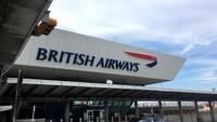 British Airways Akan PHK 350 Pilot