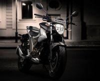 Suzuki Gixxer 250 Meluncur, Tampang Mirip Ducati Monster