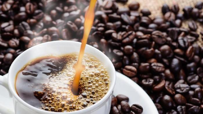 Ilustrasi kopi dicampur viagra. Foto: iStock