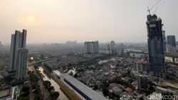 Warga Jakarta Ditaksir Kehilangan Umur 2,3 Tahun karena Polusi