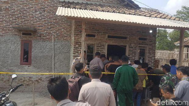 Satu keluarga di Kampung Gegeneng, Serang, Banten ditemukan tewas