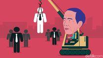 Ada 6 Nama Pendekar Hukum, Siapa Cocok Jadi Jaksa Agung?