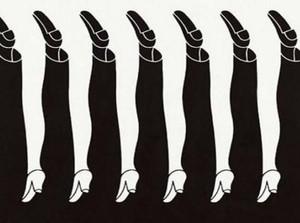 Tes Kepribadian: Kaki Pria atau Wanita yang Pertama Kali Terlihat di Gambar?