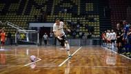 Pemain Futsal Corinthians Tewas Ditembak
