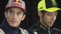 Rossi: MotoGP Tanpa Marquez.....Rasanya Beda
