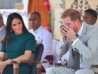 Sering Mesra Saat Makan, Meghan dan Pangeran Harry Tak Akan Diundang Pesta Lagi