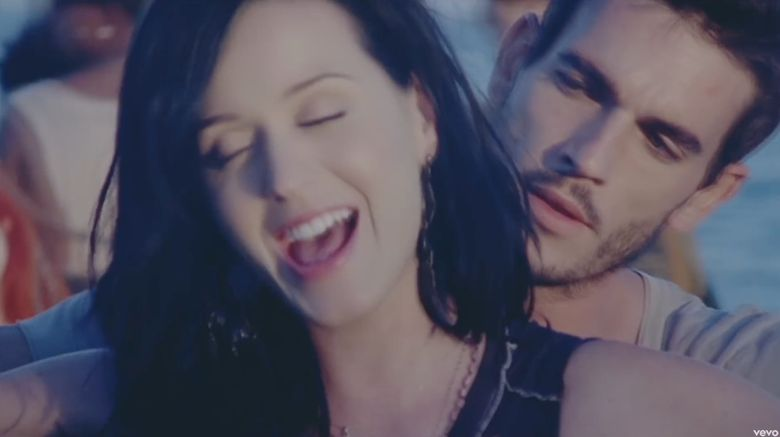 Josh Kloss merupakan model video klip Katy Perry di lagu Teenage Dream.Dok. Instagram/iamjoshkloss
