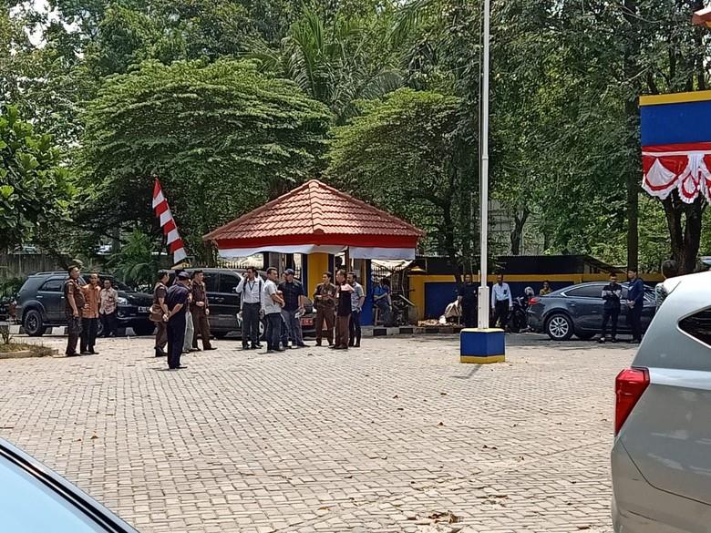 KPK-Kejagung Gelar Rekonstruksi Kasus Suap di Kantor Pajak Cengkareng