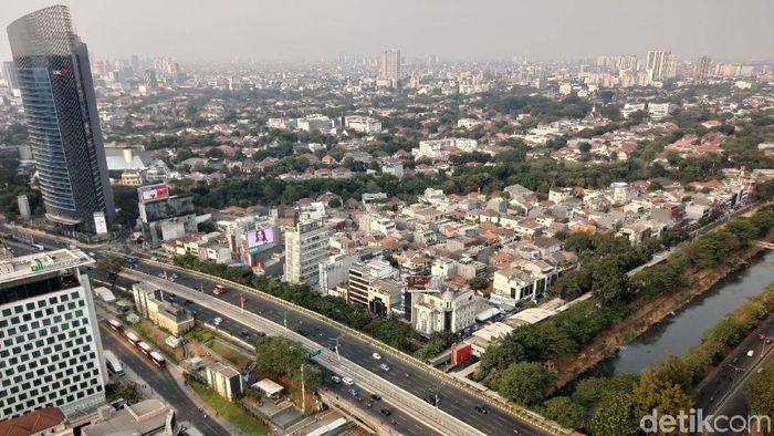 Ilustrasi Ibu Kota (Foto: Rachman Haryanto)