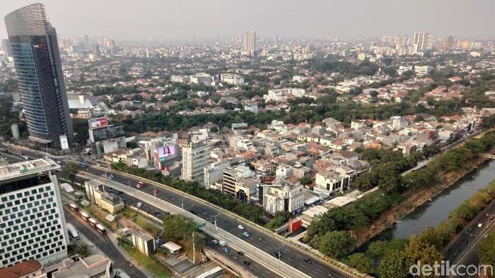 Ibu Kota Jakarta (Rachman Haryanto/detikcom)