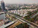 Seminggu Uji Coba Ganjil Genap, Dinas LH Klaim Udara Jakarta Membaik