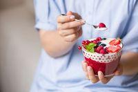 Makanan yang mengandung prebiotik bisa jadi salah satu cara mengecilkan perut.