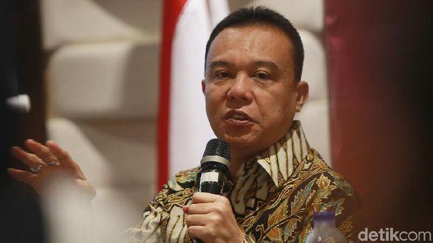 Sufmi Dasco Ahmad /