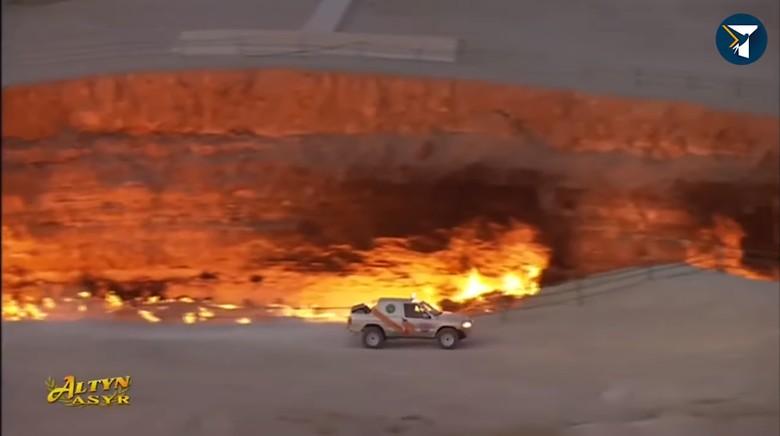 Foto: YouTube Chronicle of Turkmenistan