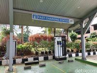Stasiun Fast Charging