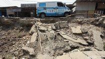 Parah! 3 Bulan Rusak, Jalan di Cibitung Ini Tak Kunjung Diperbaiki
