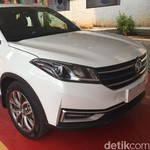 DFSK Glory E3, Mobil Listrik Canggih Tiongkok
